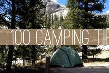Roughing It / Camping ideas & hacks