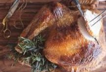 THANKSGIVING / Thanksgiving recipes, tips and more