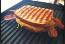 Panini Sandwiches * / And other uses for Panini Press / by Dottie Burt