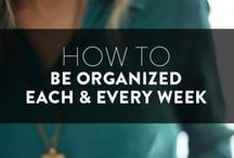Life Hacks / Easy, fun ways to simplify your life, including organization tips, storage ideas, DIY projects and more.