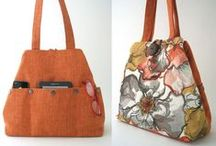 Handmade Bags & More / hand made purses, bags, backpacks, totes, wallets, wristlets, coin purses, iPad covers, and more!