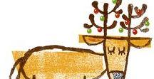 Crafts - Doodling - Winter