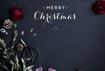 { Christmas } / Inspiration for holiday decorating