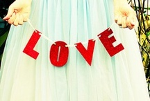 Weddings + Parties / A board about couples, weddings, love and Party Planning.