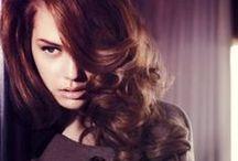 { Good Hair } / Celebrating brunette fabulousness