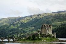 Scotland & Ireland / by KC