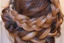 mooie mensen met mooie haren / ♥ braids