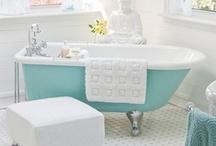 Bathrooms + Powder Rooms