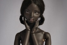 Ball Jointed Art Dolls / by Dawnita Mosley