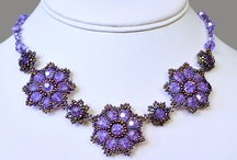 Make it Beadiful! Beading Tutorials  / Tutorials, Patterns, or kits for making anything out of beads, wire, chain, etc.. / by Kristie Norton Asher