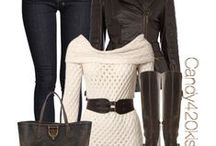 Fall & Winter Wardrobe / by Stephanie Rucker