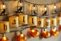 Spooktacular / Halloween decor, party, and pumpkin ideas! / by Bella Storia