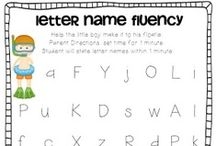 AIMSweb / by Kristen's Kindergarten