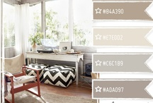 ..Home Color Schemes.. / by Maui