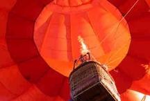 Heteluchtballon / Hot Air Balloon