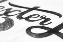 typography.fonts / by Benjamin Behar