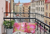 •Decks & Balconies•
