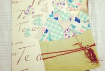 •Wrapping  & Cards•