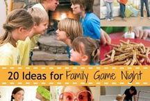Games Night / Fun games to play on any occasion, for family and friends!