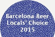22 beers to drink in Barcelona (2015) / Barcelona Beer: Locals' Choice 2015  http://eng.birraire.com/2015/08/barcelona-beer-locals-choice-2014.html  A list of local beers that one can find in Barcelona, as recommended by trusted local drinkers.