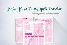 Optik Formlar / YGS, LYS, TEOG, YDS, KTT, DGS, KPSS, ALES Optik Formları, Rehberlik Formları, Sınav Cevap Kağıtları, Sınav Sonuç Belgeleri, Karne ve Başarı Belgeleri.. www.datasis.com.tr