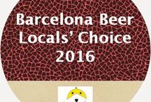 21 Beers to Drink in Barcelona (2016) / Barcelona Beer: Locals' Choice 2016  http://eng.birraire.com/2016/01/barcelona-beer-locals-choice-2016.html  A list of local beers that one can find in Barcelona, as recommended by trusted local drinkers.