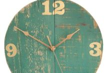 my clock wall