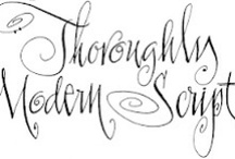 Fonts, Lettering and Graphics