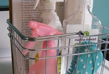 Cleaning/Organization