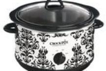 Crock pottery / slowww cookin / by Shannon Wright