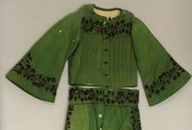 1860-1866 Children's Clothing / I try to pin only from original sites which have some information about the clothing; so keep clicking on the photo until you get there. / by Paula Guernsey