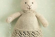Crochet, Knit & sew  / by Beadydelicious