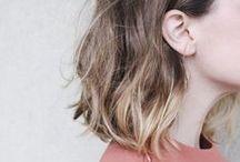 HAIR // MAKE UP