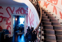in the hallway / by Ceil Diskin Studio