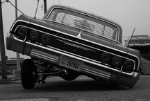 Lowriders / by Griot's Garage