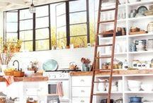Kitchen / by Ceil Diskin Studio