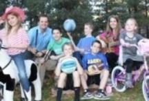 Family Ties  / Strengthening the Family