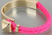 A lot of Fashion Bracelets!