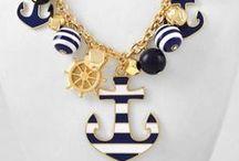 Nautical flair.