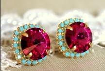 Jewelry / Bijoux / by Shannon Wright