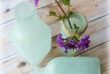 How To Tutorials / A variety of subjects to learn here from how to preserve fresh basil to how to make your own chalk paint! / by Connie Foster Bissell
