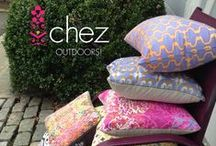 Chez Pillows / by Ceil Diskin Studio