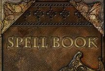 Book of  Shadows / # spells