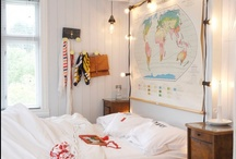 bedroom inspiration  / by Marielle Young