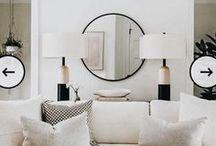 Interior & Home / Wohnen, Einrichtung, Dekoration, Dekoideen, Zuhause, Design, Inneneinrichtung, Raumgestaltung, Umziehen, Scandi Style, Living