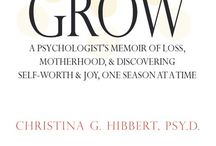 """This Is How We Grow / Pins about and inspired by my memoir, """"This is How We Grow"""". :)"""