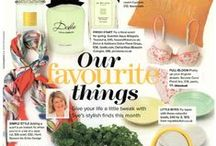 Loved by the press: as seen in... / Find out what the press are saying about BHS. Check out what the editors' favorite items are and click the links to be taken straight to our featured products.   / by BHS UK