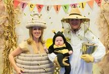 HoneyBee Costumes / by National Honey Board
