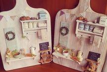 Dollhouse Mini's / by Lynn Trotter