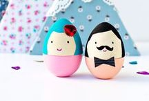 EASTER / The best Crafts for Easter